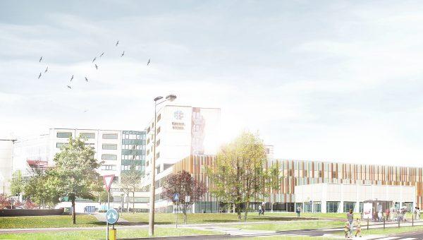Met alliantiemodel effectiever bouwen aan ziekenhuis