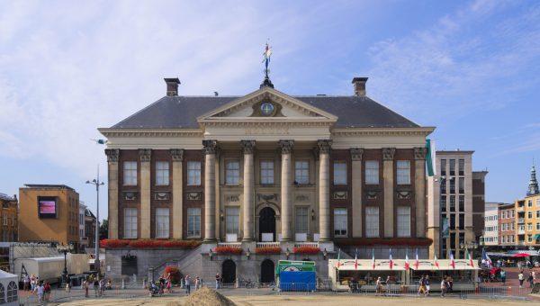Verbouw Stadhuis Groningen