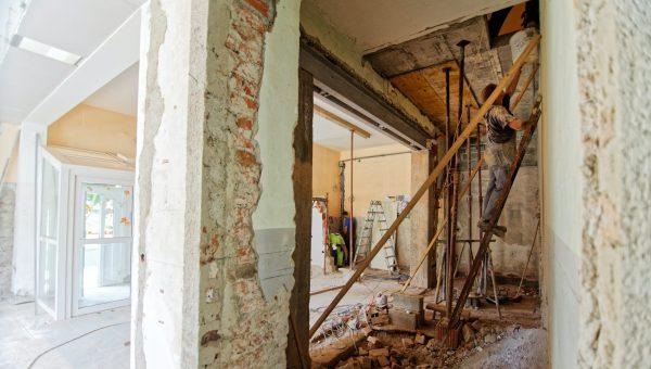 Renovatie 48 appartementen De Oeverlanden in Meppel