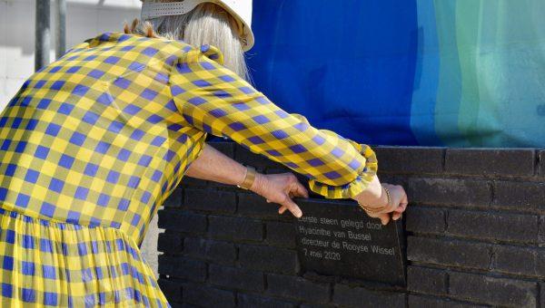 Eerste steenlegging Rooyse Wissel voor ITN installatietechniek