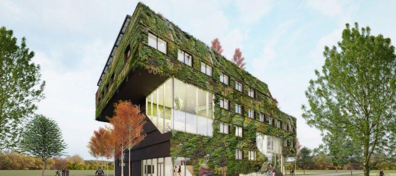 HOMIJ voorziet installaties voor groenste hogeschool van Nederland