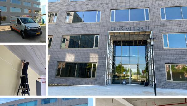 Afbouw Wageningen University & Research Ultra Plus II