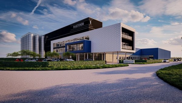 Europa's modernste PVC-fabriek