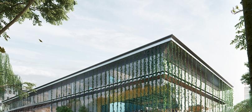 BAM start bouw energieleverend onderwijsgebouw TU Delft