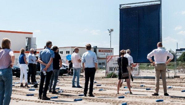 Gasloze WRZV-hallen mooie uitdaging voor Breman Utiliteit Zwolle