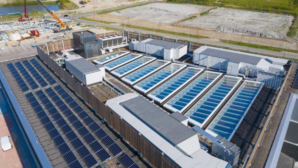 Duurzaam en hoogwaardig luchtkanalensysteem voor DuPont Industrial Biosciences