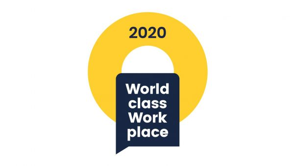 Unica krijgt World-Class Workplace 2020 keurmerk