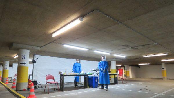 Hoppenbrouwers verzorgt elektrotechnische installaties corona-teststraat Helmond