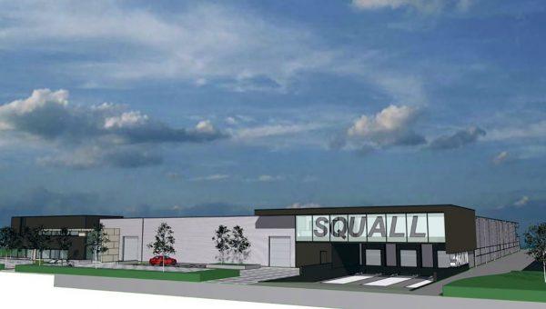 Start bouwwerkzaamheden Squall International B.V. te Hapert
