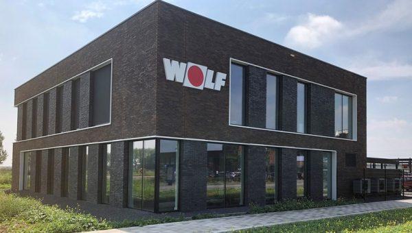 Wolf: Nieuw duurzaam kantoorpand voor Wolf Energiesystemen