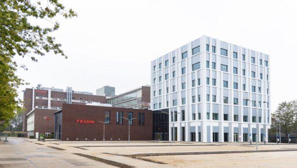 Oplevering nieuwe hoofdkantoor Teijin Aramid, Arnhem door PingProperties en BAM