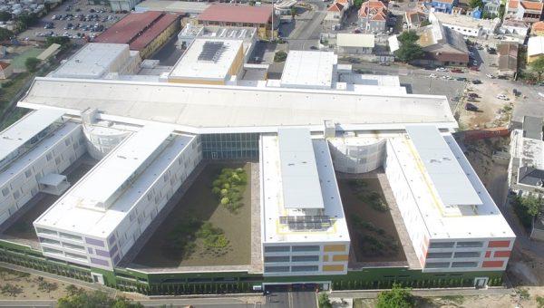 Ballast Nedam realiseert LEED Gold bij Curaçao Medical Center