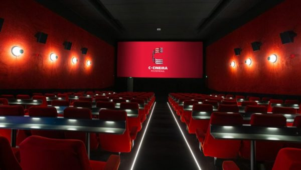 C-Cinema bioscoop Roosendaal