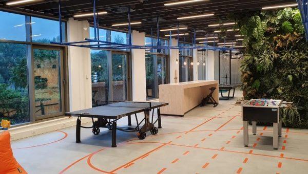 Oplevering vitaliteitscentrum Laan van Langerhuize Totaal Techniek Groep
