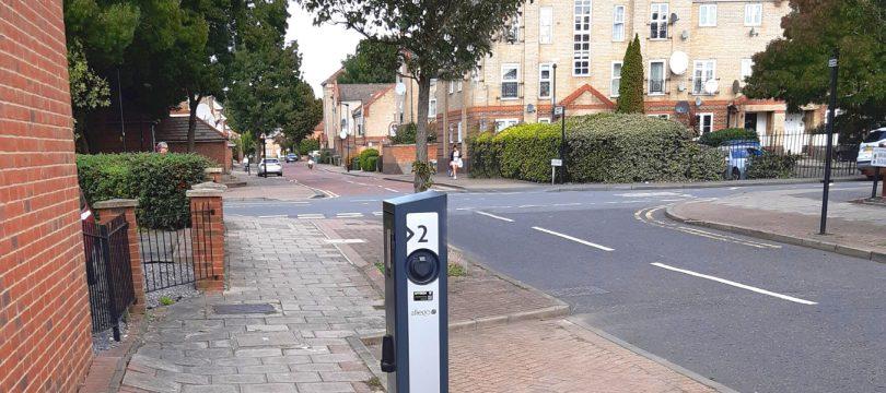 Alfen gekozen door de Londense gemeente  als leverancier laadstations elektrische voertuigen