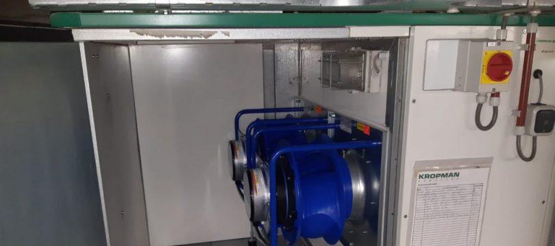 Een duurzaam luchtbehandelingssysteem voor stadskantoor Gemeente 's-Hertogenbosch