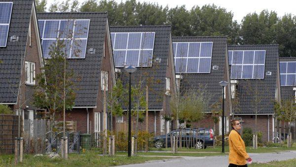 Het wetsvoorstel stikstofreductie brengt energiezuinige nieuwbouw op gang
