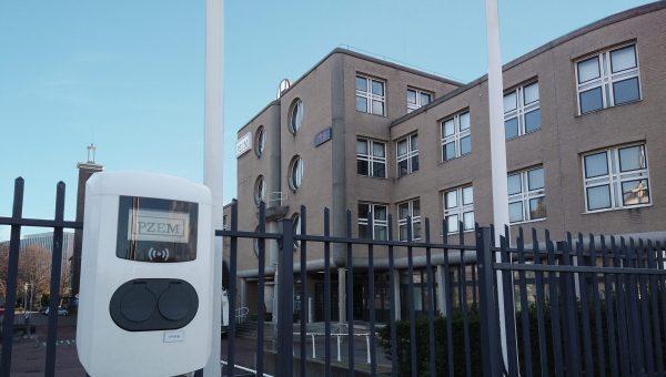 Alfen levert een geïntegreerde energieoplossing met energieopslag, laadplein en netaansluiting voor PZEM Middelburg