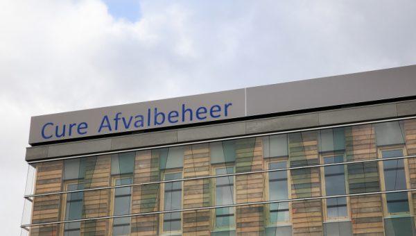Nieuw kantoor Cure Afvalbeheer in Eindhoven geopend