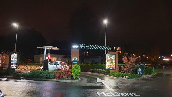 McDonald's Almelo Oost Gaat Voor Groene Verlichting