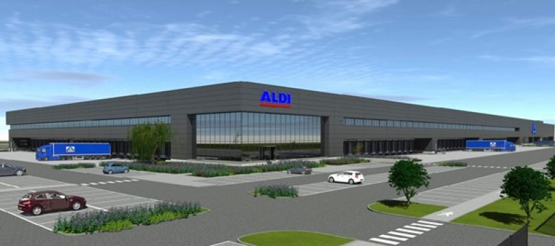 Brusche Elektrotechniek: Distributiecentrum Aldi Deventer