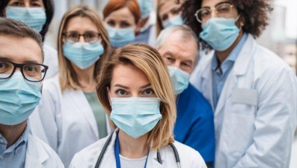 Concept ontwikkeld voor tijdelijke, volledig ingerichte zorgpaviljoens met personeel