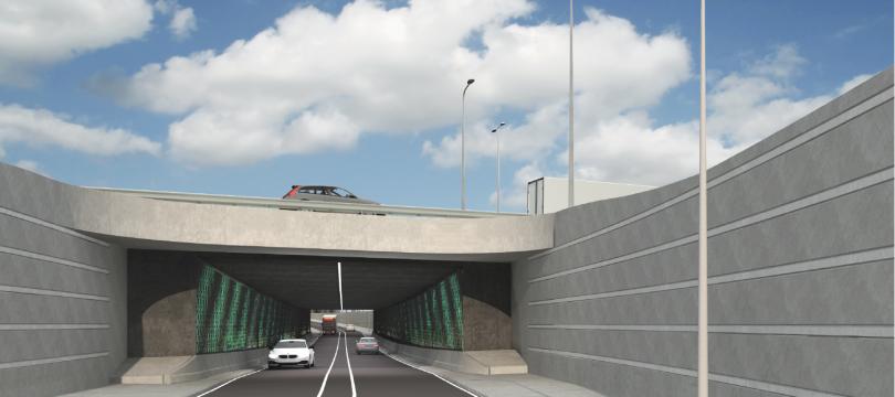 Strukton: samenwerking 3e fase wegenstructuur Eindhoven Noordwest