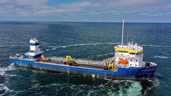 Opdracht voor tweede sleephopperzuiger bij Thecla Bodewes Shipyards