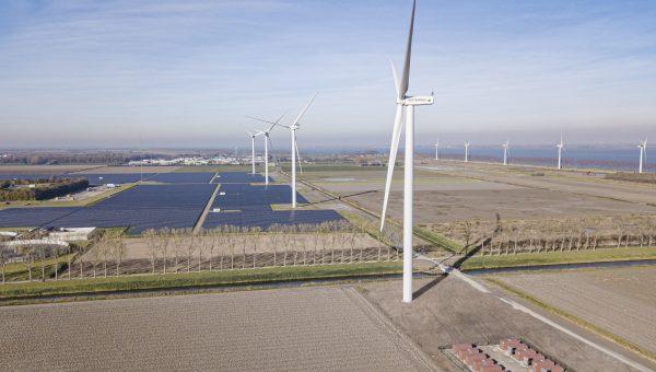 Alfen levert 12MW energieopslagsysteem voor Vattenfalls hybride energiepark Haringvliet Zuid