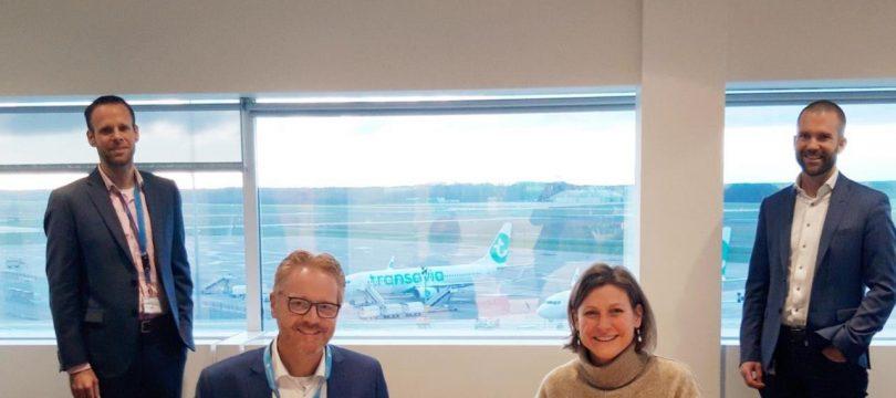 Duurzame samenwerking met Eindhoven Airport & Strukton Worksphere