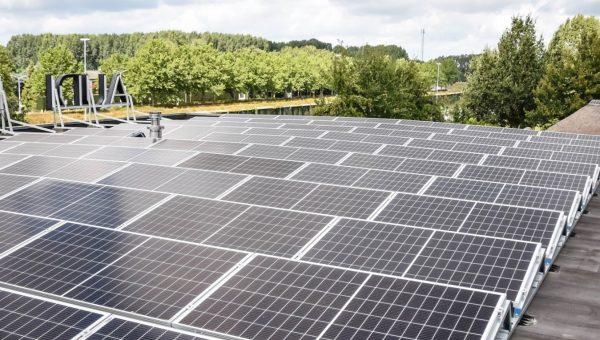 VD AKKER kiest voor zonne-energie