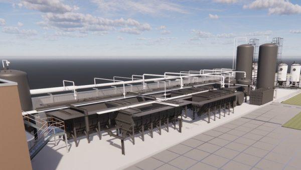 Sweco draagt bij aan schoner oppervlaktewater met ontwerp nieuwe afvalzuiveringsinstallatie Chemours