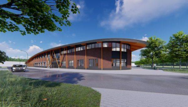 Klein Poelhuis: Werkzaamheden duurzame nieuwbouw SABA Dinxperlo van start gegaan!