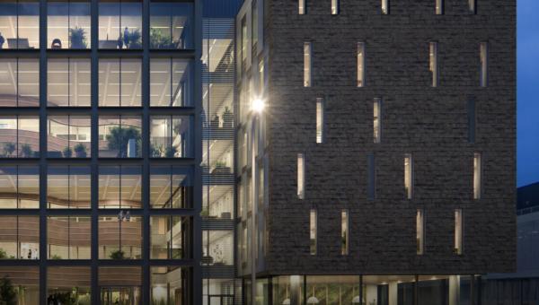 EDGE Stadium; innovatief en toekomstbestendig kantoorgebouw op de Amsterdamse Zuidas
