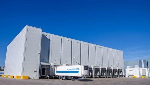 5 Sterren Duurzame Nieuwbouw en Renovatie DC van HSF Logistics Winterswijk