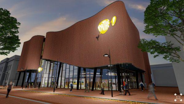 Hoogste punt nieuwe Pathé Leeuwarden aan Ruiterskwartier bereikt