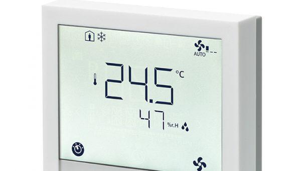 Energiebesparing en gezond binnenklimaat met nieuwe communicatieve regelaars van Siemens