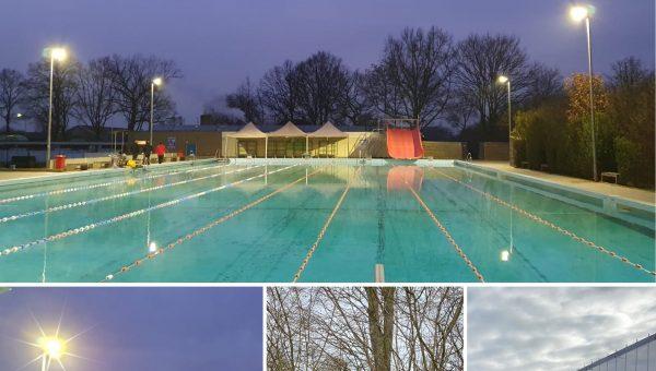 ITN: zwembad verlichting