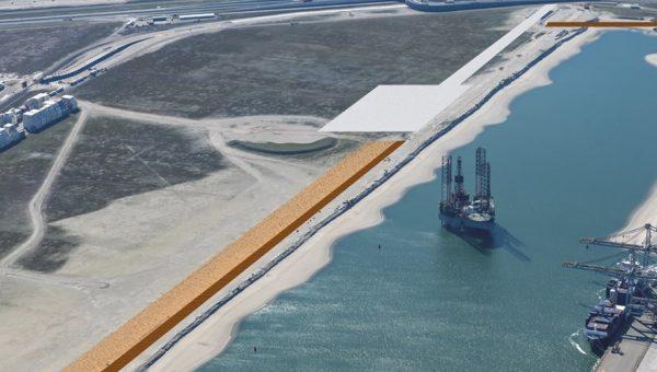 Ballast Nedam één van de bouwers voor aanleg kades Amaliahaven