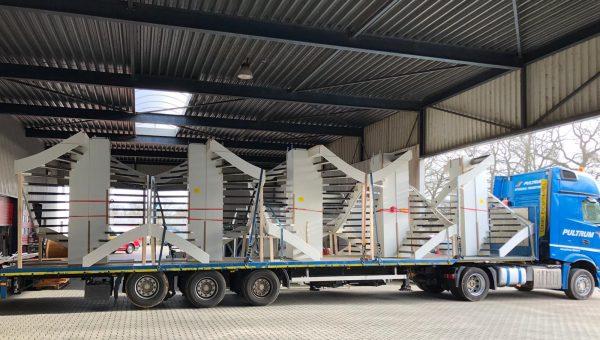 Prefab Installatiemodules bij Nieuwbouw in Enschede