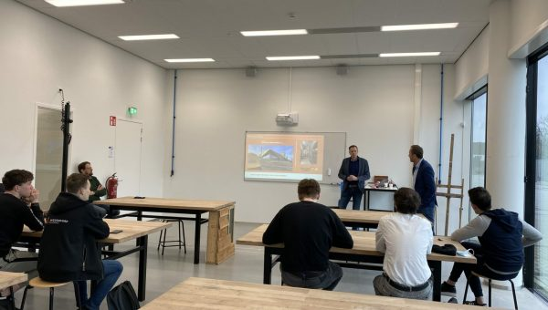 Workshop Technova College Ede
