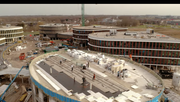 [VIDEO] Campus in beeld