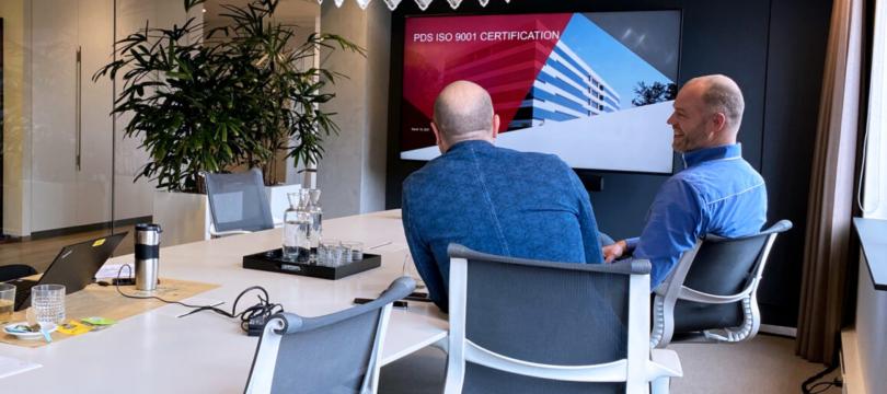 DZAP: ISO 9001 certificaat