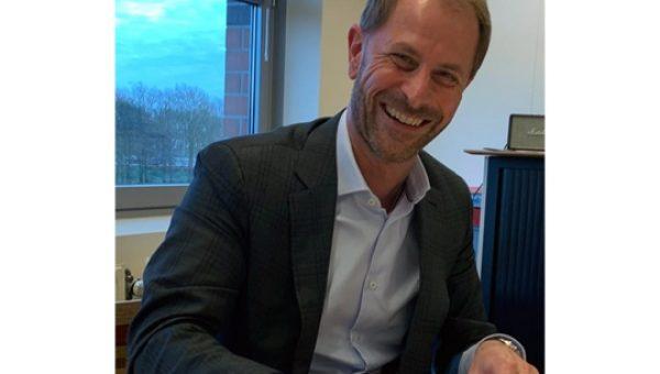 Uitbreiding statutaire directie met Erwin Berendsen