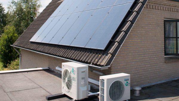 Geluidseisen warmtepompen en airco's worden aangescherpt