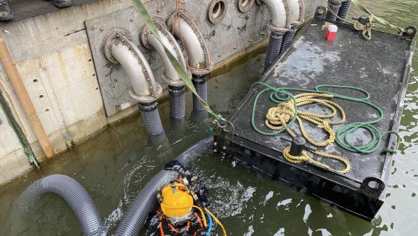Unieke werkzaamheden Floating Office Rotterdam