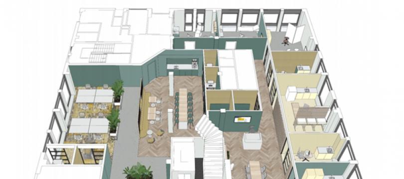 Realisatie nieuw gezondheidscentrum in Waalwijk van start