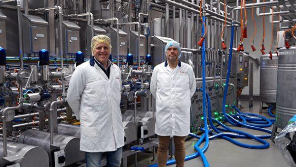 Doorlopend inspelen op flexibele productie van cold pressed sappen