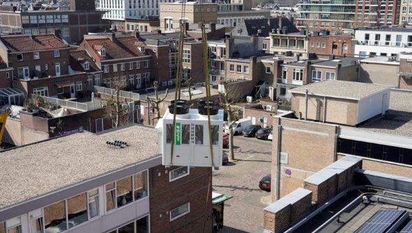 Verduurzaming gemeentehuis Nijmegen