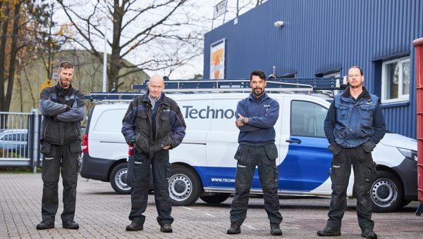 Lancering nieuwe website Technodak Oldenzaal